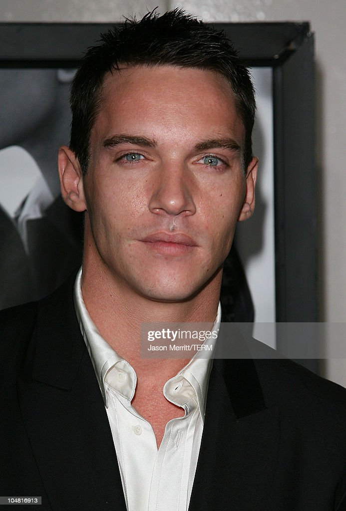 Jonathan Rhys-Meyers during 'Match Point' Los Angeles Premiere - Arrivals at LACMA in Hollywood, California, United States.