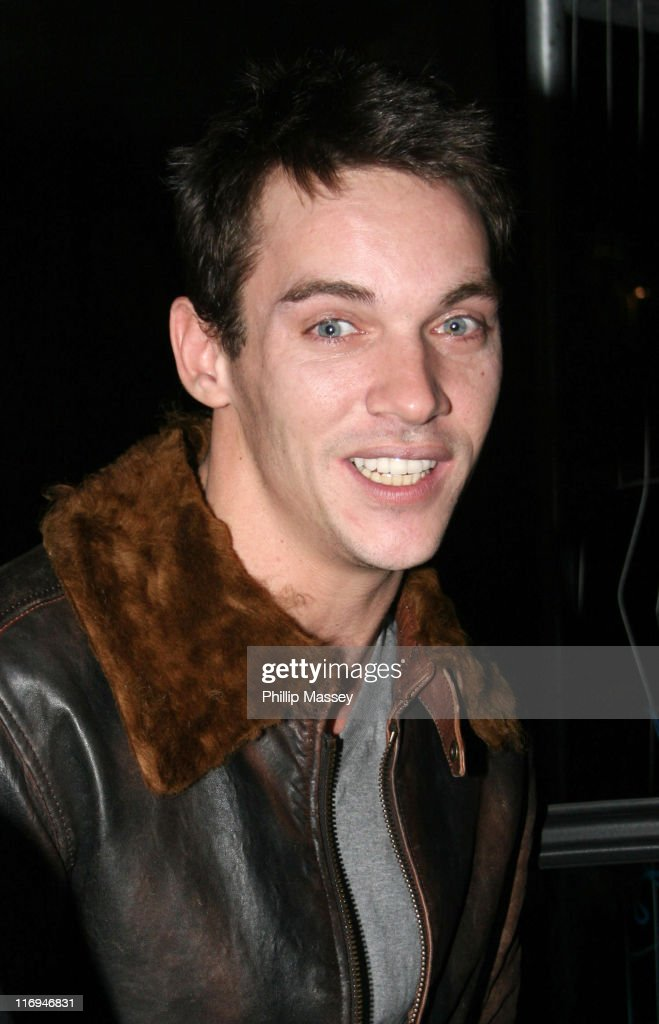 Jonathan Rhys-Meyers during The 4th Jameson International Film Festival Launch in Dublin, Ireland.