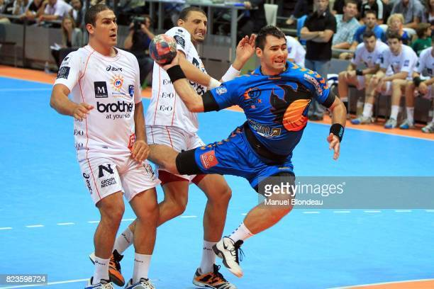 Jonathan Roby Toulouse / Montpellier 1ere journee Division 1