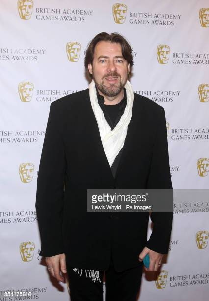 Jonathan Ross attending the British Academy Video Games Awards at the London Hilton Park Lane London PRESS ASSOCIATION Photo Picture date Tuesday...