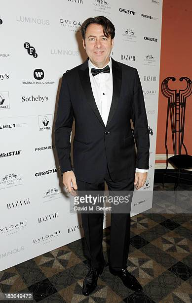 Jonathan Ross attends a BFI Luminous Gala ahead of the London Film Festival at 8 Northumberland Avenue on October 8 2013 in London England