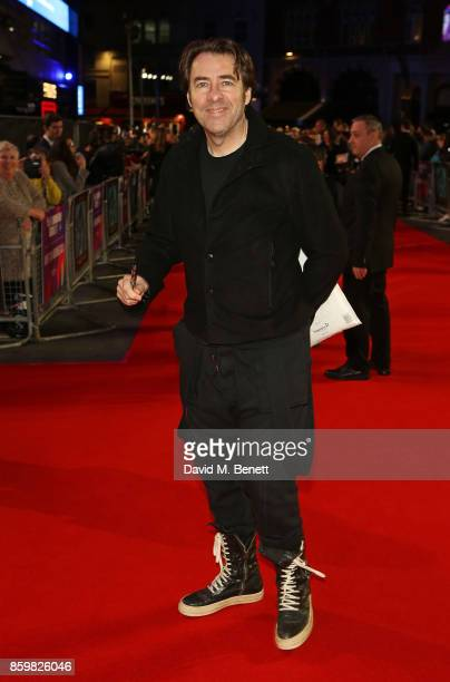 Jonathan Ross attends the American Airlines Gala UK Premiere of 'The Shape Of Water' during the 61st BFI London Film Festival on October 10 2017 in...