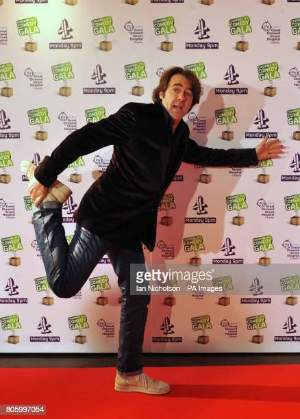 Jonathan Ross attends the Channel 4 Comedy Gala in aid of Great Ormond Street Hospital at the O2 Arena London