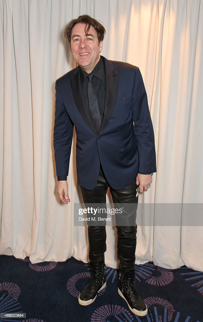 Jonathan Ross attends the Jameson Empire Awards 2015 at Grosvenor House on March 29, 2015 in London, England.