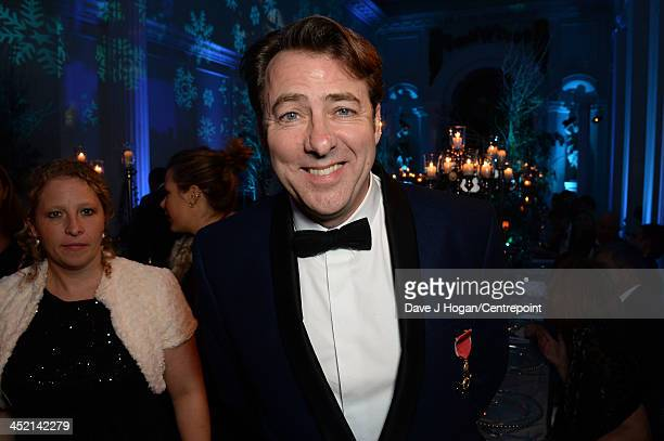 Jonathan Ross attends the Winter Whites Gala In Aid Of Centrepoint on November 26 2013 in London England