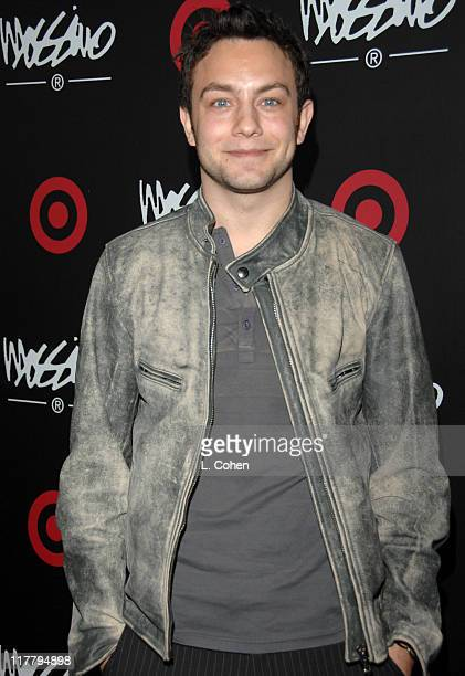 Jonathan Sadowski during Target Hosts LA Fashion Week Party for Designer Mossimo Giannulli at Area in Los Angeles California United States