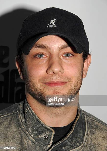 Jonathan Sadowski during World Premiere of 'The Godfather the Game' on XBOX 360 Arrivals at Stone Rose Lounge in Los Angeles California United States