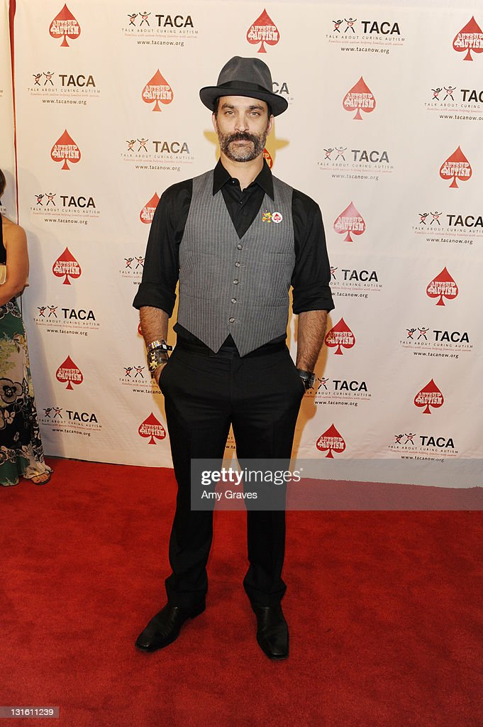 Jonathan Schaech attends the Ante-Up for Autism Event at St. Regis Monarch Beach Resort on November 5, 2011 in Dana Point, California.