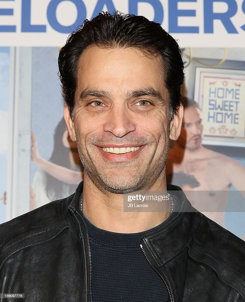 Jonathan Schaech attends the 'Freeloaders' Premiere held at Sundance Cinema on January 7, 2013 in Los Angeles, California.