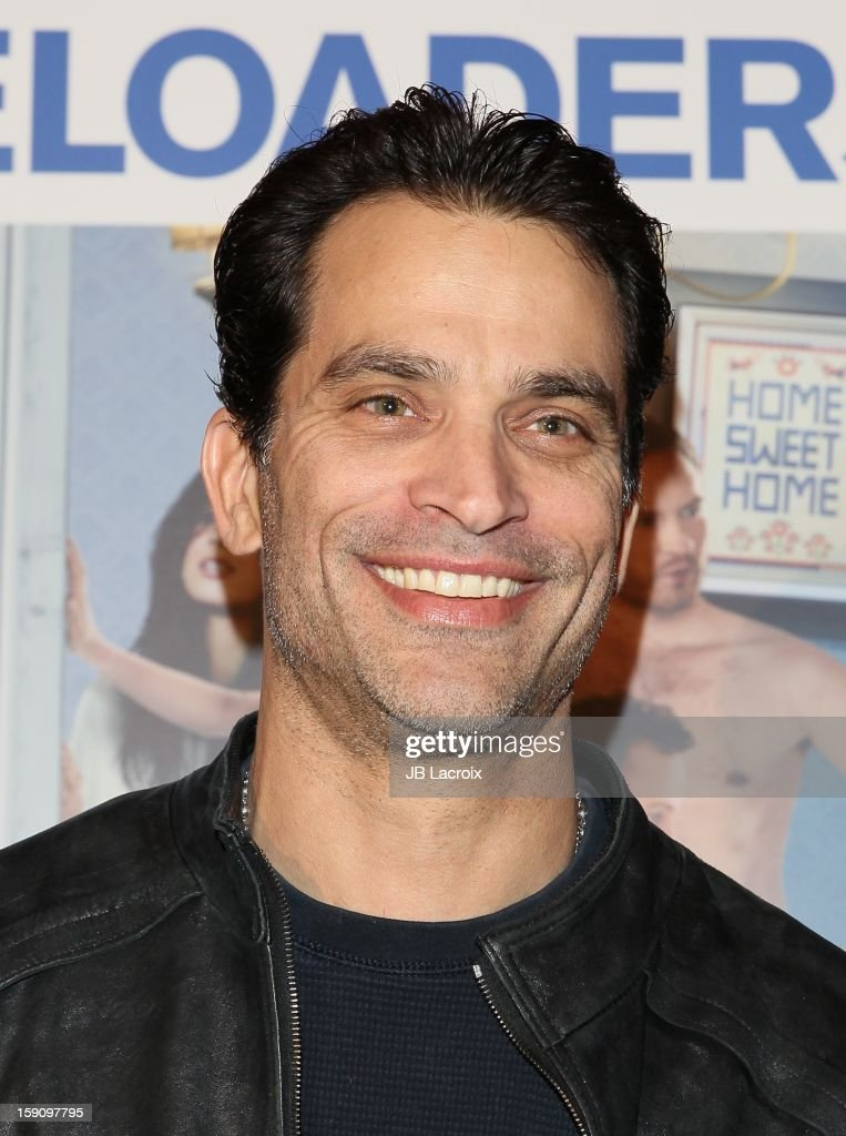 Jonathan Schaech attends the 'Freeloaders' Premiere held at Sundance Cinema on January 7 2013 in Los Angeles California