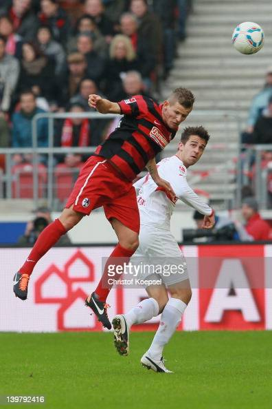 vfb stuttgart v sc freiburg bundesliga photos and images getty images. Black Bedroom Furniture Sets. Home Design Ideas
