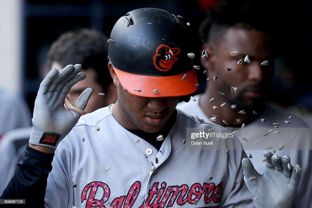 Baltimore Orioles v Milwaukee Brewers