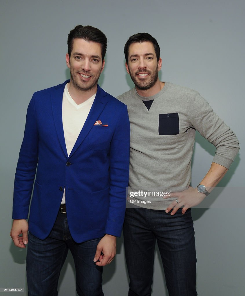 Property Brothers Launch Their New Book Dream Home