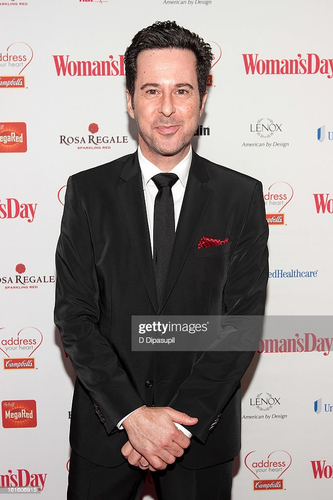 <a gi-track='captionPersonalityLinkClicked' href=/galleries/search?phrase=Jonathan+Silverman&family=editorial&specificpeople=228073 ng-click='$event.stopPropagation()'>Jonathan Silverman</a> attends the 10th Annual Red Dress Awards at Jazz at Lincoln Center on February 12, 2013 in New York City.