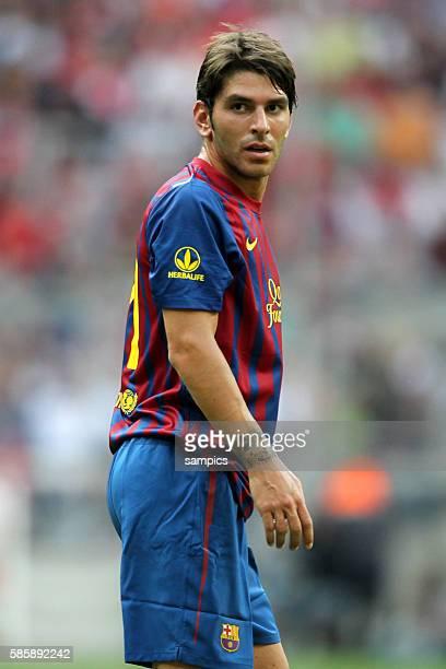 Jonathan Soriano FC Barcelona Fussball Vorbereitung FC Barcelona Saison 2011 / 2012