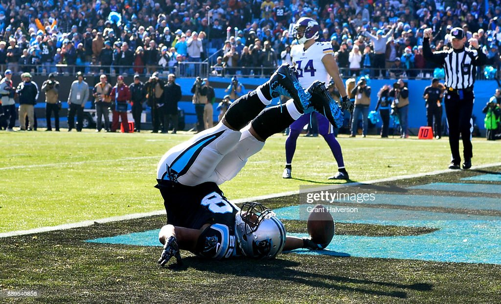 Minnesota Vikings v Carolina Panthers