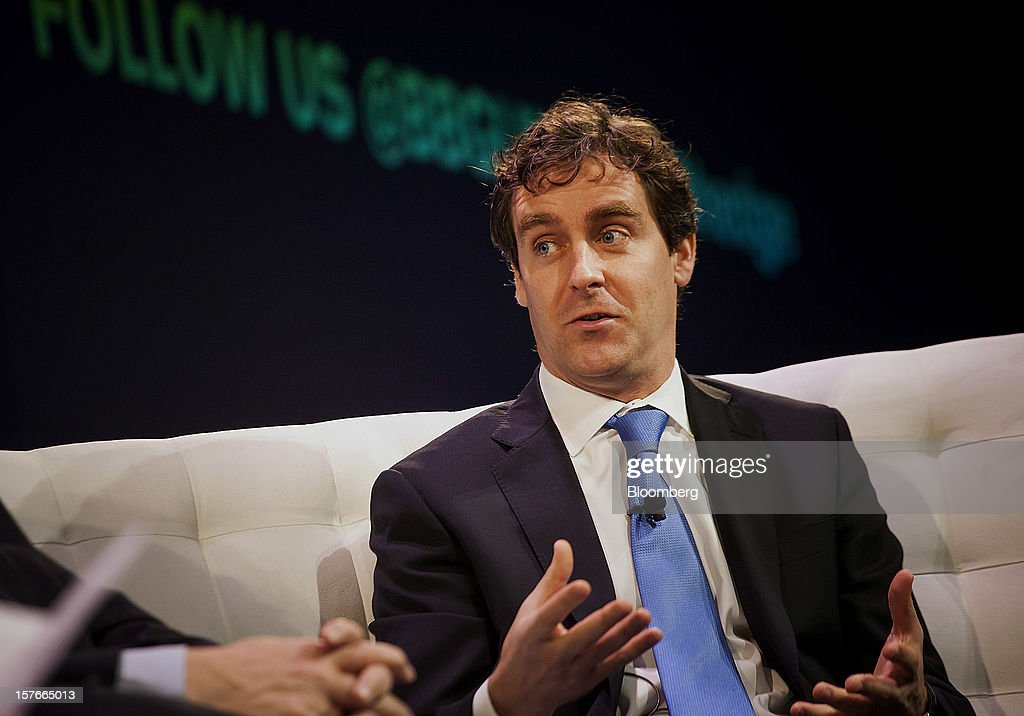 Jonathan Streeter, partner at Dechert LLP and former assistant U.S. Attorney for the Southern District of New York, speaks during the Bloomberg Hedge Funds Summit in New York, U.S., on Wednesday, December 5, 2012. The Bloomberg Hedge Funds Summit convenes managers and investors to discuss the impact of the European debt crisis on the global markets and break down the fundamentals driving volatility in the equity markets. Photographer: Michael Nagle/Bloomberg via Getty Images