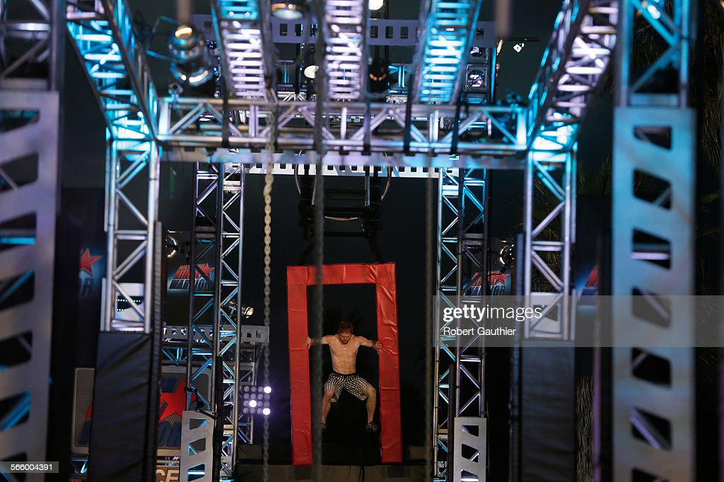 Image result for 'American Ninja Warrior' taping on Public Square GETTY IMAGE