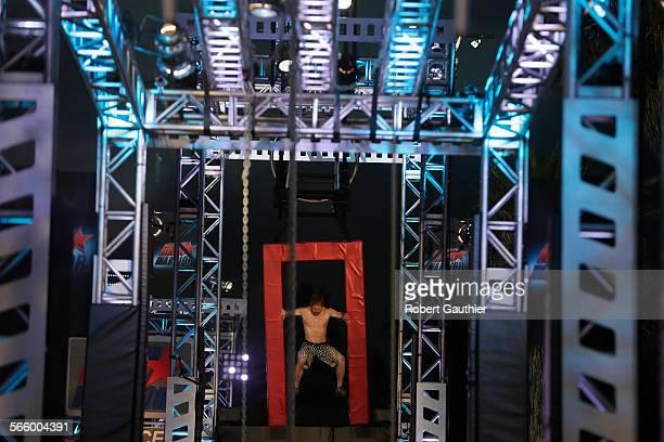 Image result for 'American Ninja Warrior'  GETTY IMAGE
