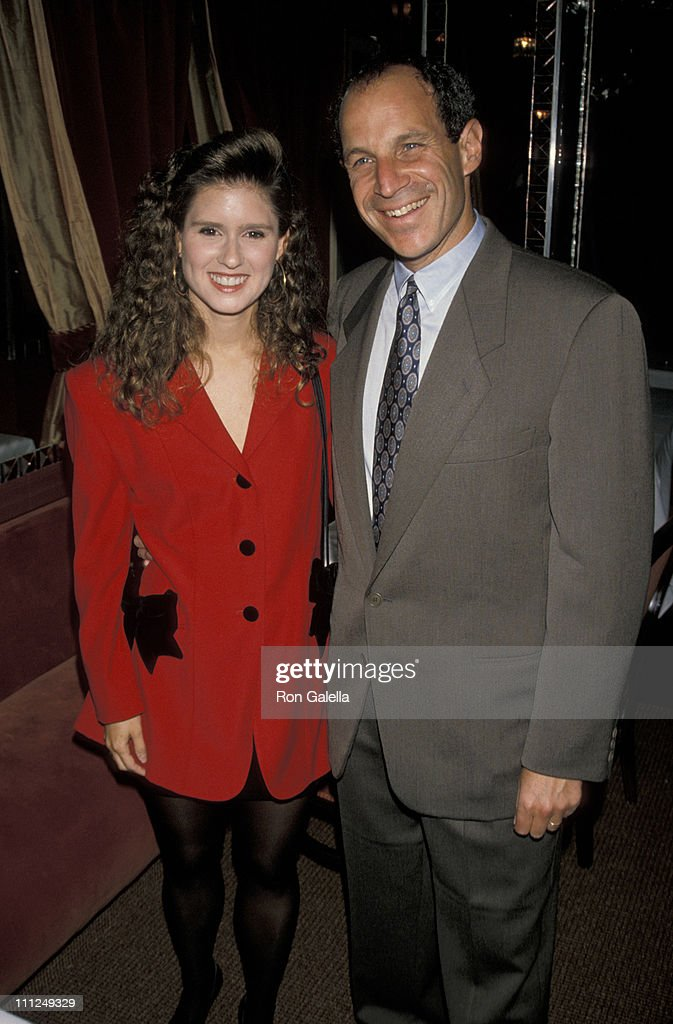 Jonathan Tisch and wife Laura during Princess Grace Foundation Junior Committee at Tatou Restaurant in New York City New York United States