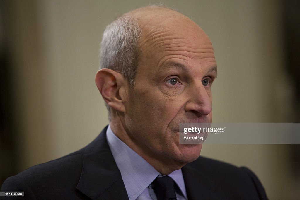 Jonathan Tisch, co-chairman of New York-based Loews Corp., speaks during an interview at the newly renovated Loews Regency Hotel on Park Avenue in New York, U.S., on Tuesday, Dec. 17, 2013. 'We've been getting a lot of interest in the hotel,' said Tisch. 'We anticipate we'll get good returns on our investment.' Photographer: Victor J. Blue/Bloomberg via Getty Images
