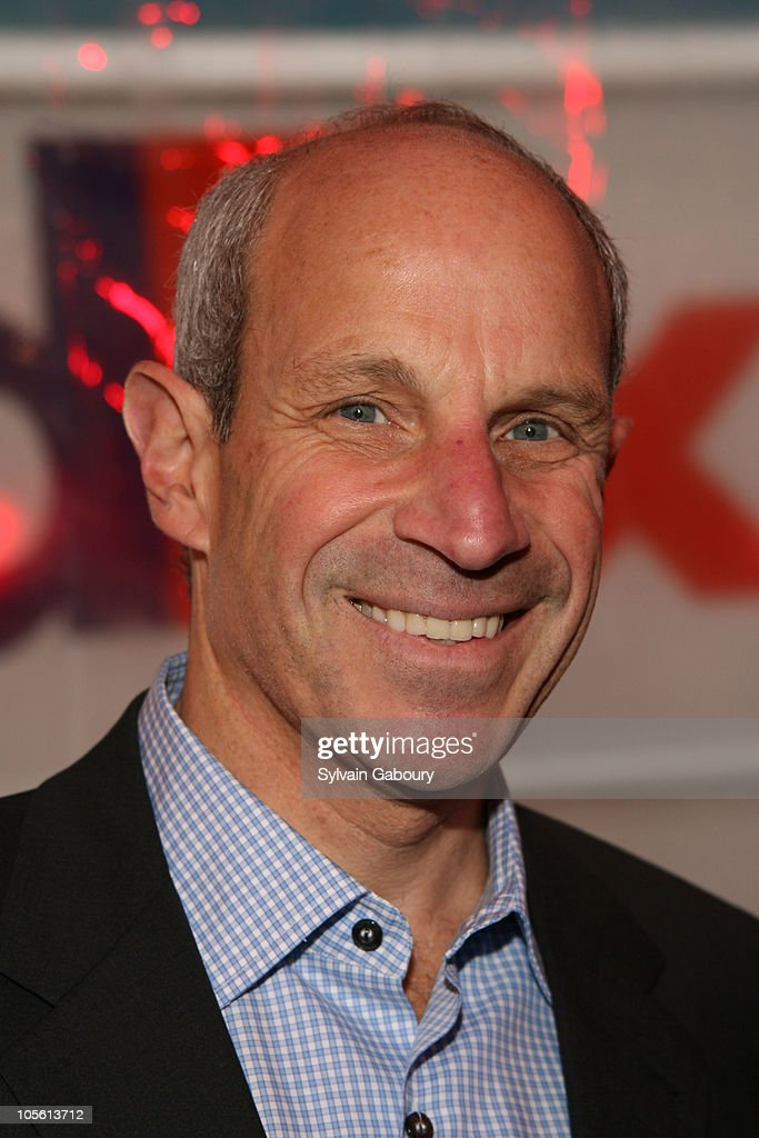 Jonathan Tisch during 'Rent' 10th Anniversary celebration Theater Arrivals at Nederlander Theater in New York NY United States