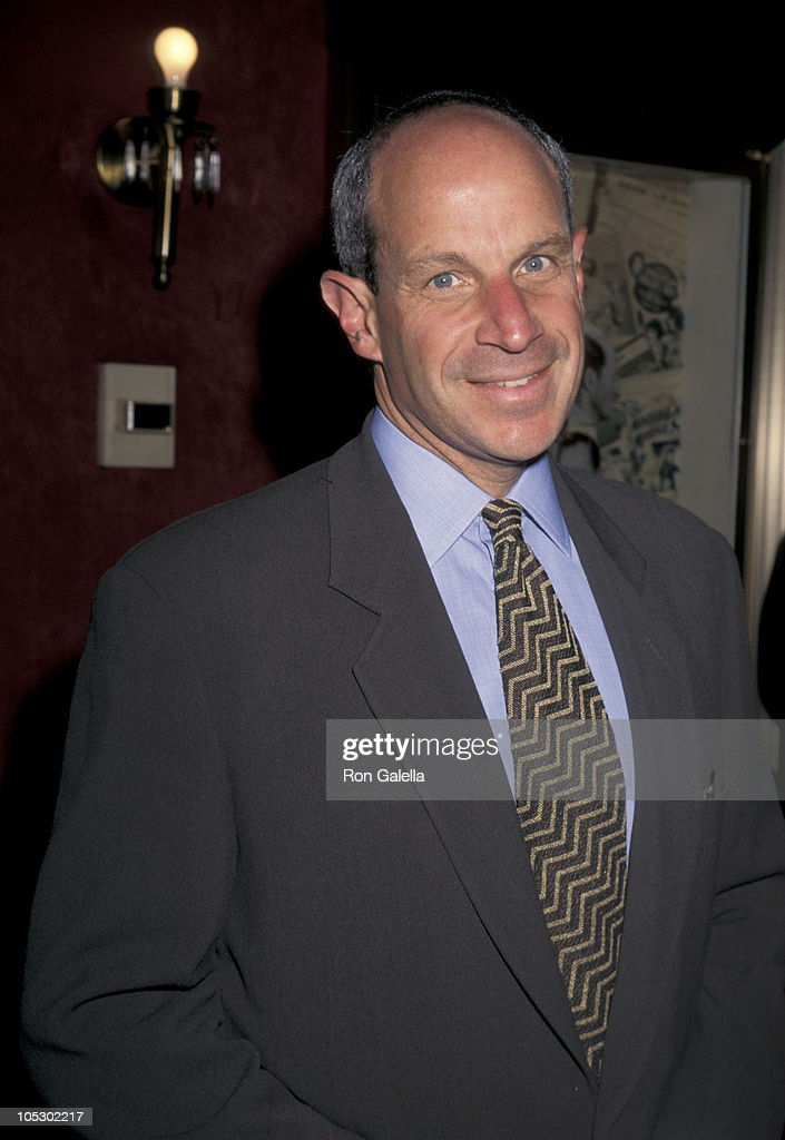 Jonathan Tisch during 'The Peacemaker' New York City Premiere at Ziegfeld Theater in New York City New York United States