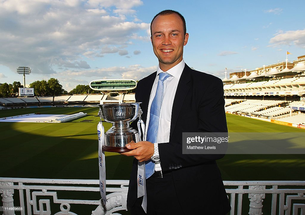 In Focus: Jonathan Trott