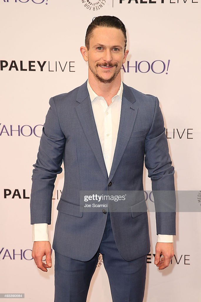 Jonathan Tucker arrives at an evening with 'Kingdom' presented by Paley Center For Media at The Paley Center for Media on October 19 2015 in Beverly...