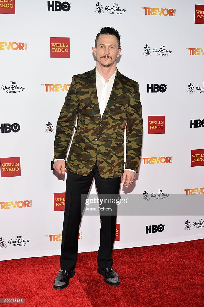 Jonathan Tucker attends the TrevorLIVE LA 2015 event at Hollywood Palladium on December 6 2015 in Los Angeles California