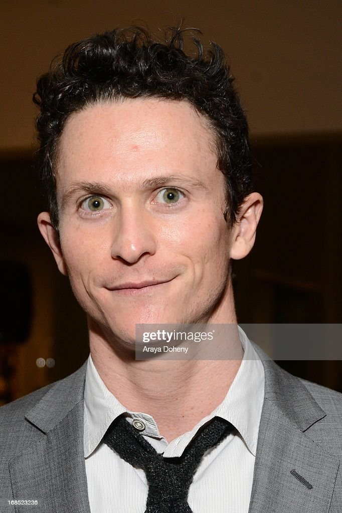 Jonathan Tucker attends the UNICEF NextGen Los Angeles launch at LACMA on May 9, 2013 in Los Angeles, California.