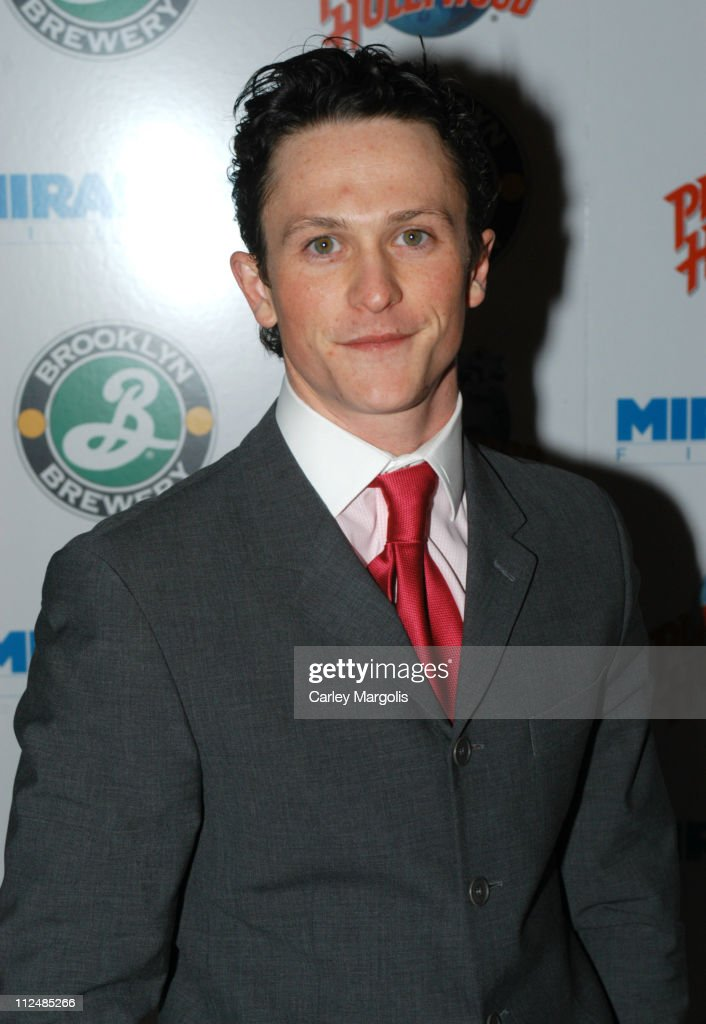 Jonathan Tucker during 'Hostage' New York Premiere Arrivals at Ziegfeld Theater in New York City New York United States