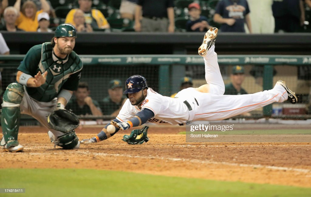 Oakland Athletics v Houston Astros