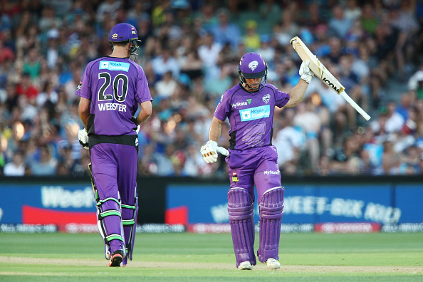 Big Bash League - Strikers v Hurricanes : News Photo