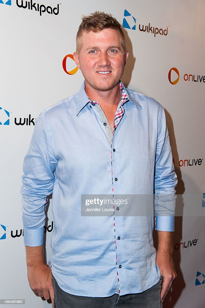 Jonathan Wendel attends the Wikipad & OnLive E3 Party at the Elevate Lounge on June 11, 2014 in Los Angeles, California.