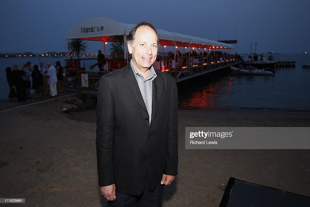 Jonathan Wolf AFM and Independent Film Council during 2006 Cannes Film Festival Marche Party at Majestic Beach in Cannes France