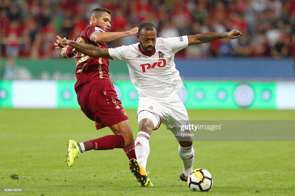 FC Rubin Kazan vs FC Lokomotiv Moscow - Russian Premier League