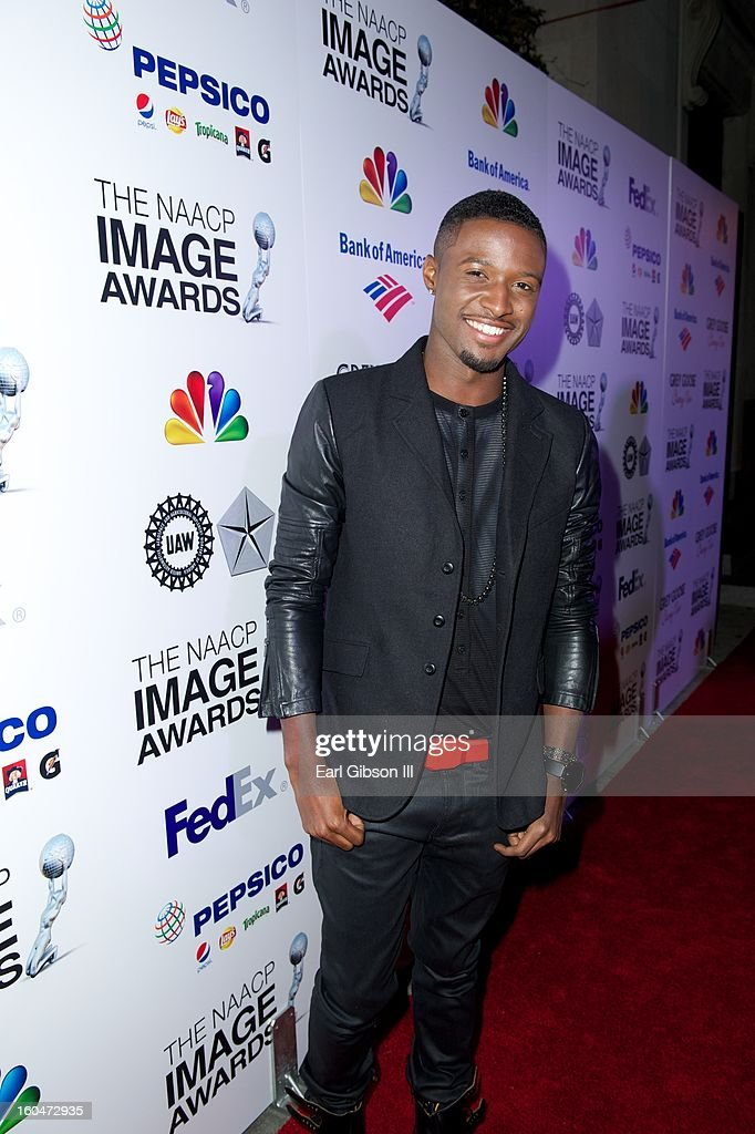 JC Jones attends the 44th NAACP Image Awards Pre-Gala at Vibiana on January 31, 2013 in Los Angeles, California.