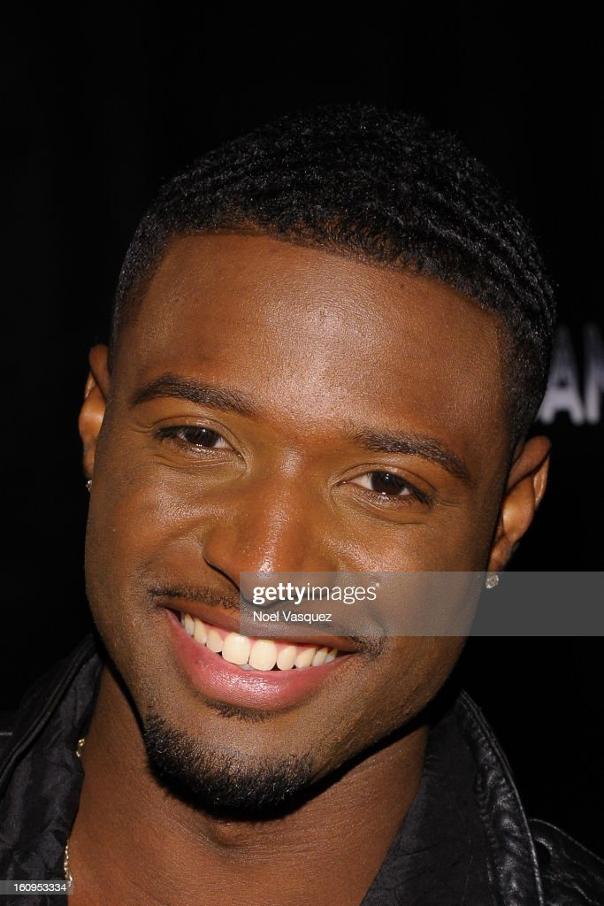 JC Jones attends the Coool Flame Magazine launch party at private residence on February 7, 2013 in Los Angeles, California.