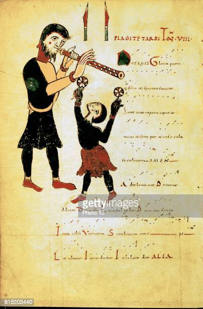 A jongleur was a person professionally engaged in musical entertainment 11th century anonymous manuscript
