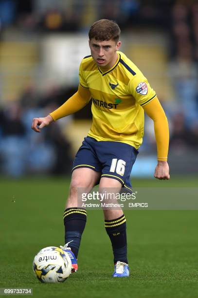 Jonjoe Kenny Oxford United