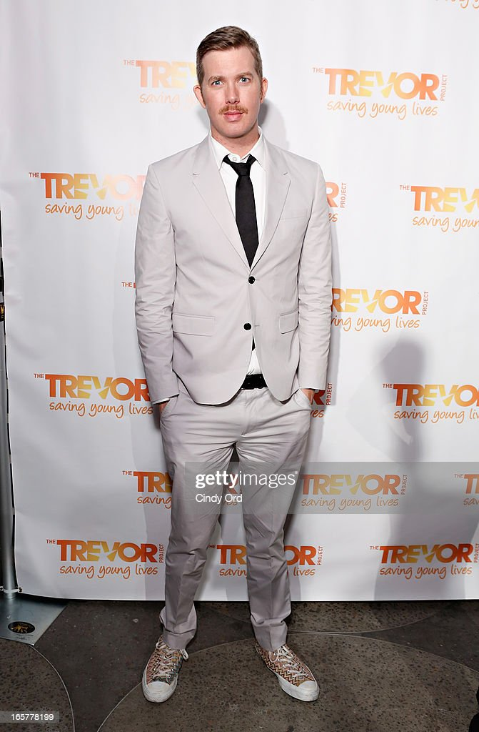 DJ Jonjon Battles attends the Trevor NextGen 4th Annual Spring Fling at Maritime Hotel on April 5, 2013 in New York, United States.