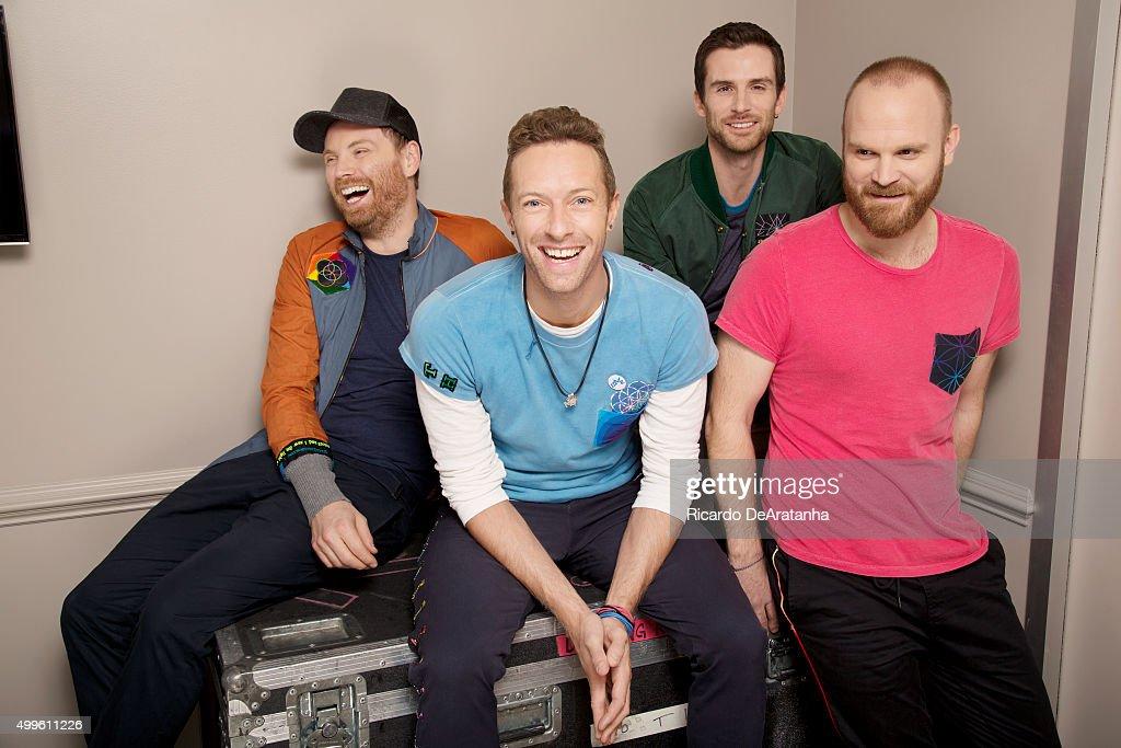 Coldplay, Los Angeles Times, November 28, 2015