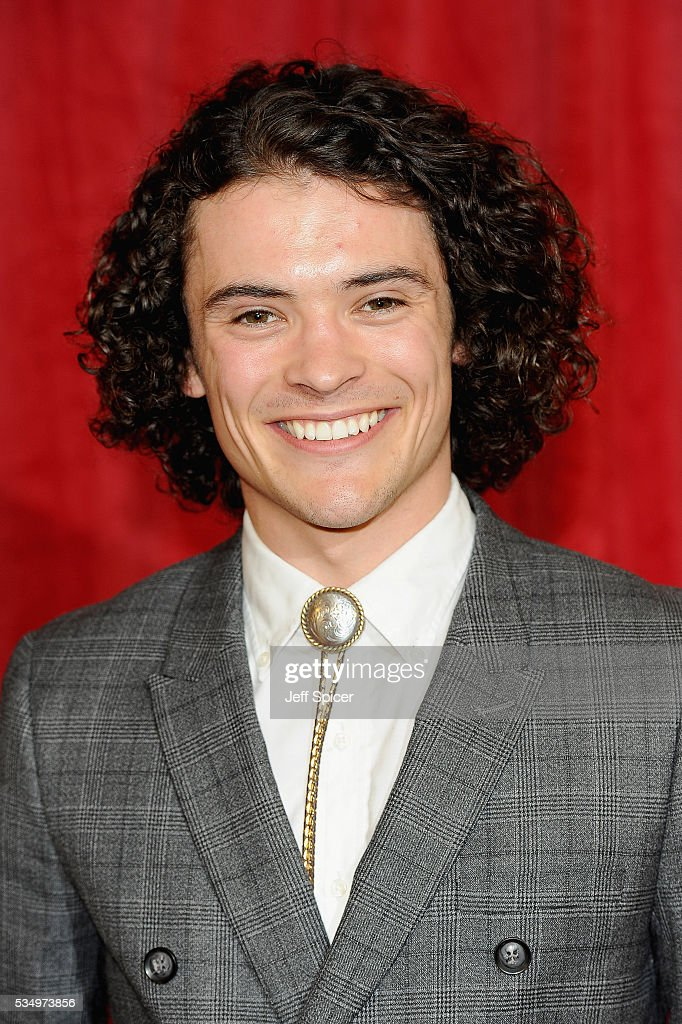 Jonny Labey attends the British Soap Awards 2016 at Hackney Empire on May 28, 2016 in London, England.