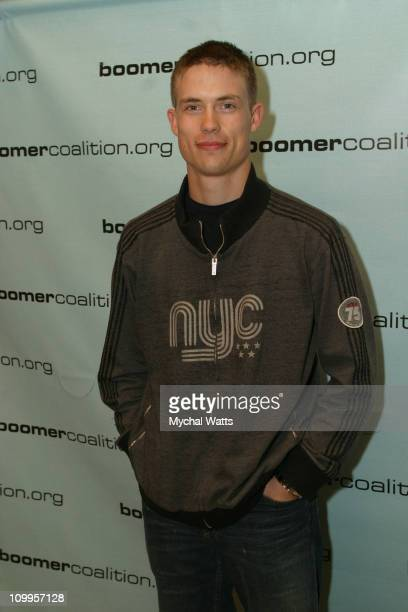 Jonny Lang during Henry Winkler EMCEE'S Concert to Benefit the Boomer Coalition Fight Against Cardiovascular Disease at Hammerstein Ballroom in New...