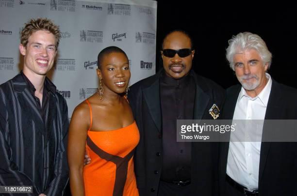 Jonny Lang IndiaArie Stevie Wonder and Michael McDonald
