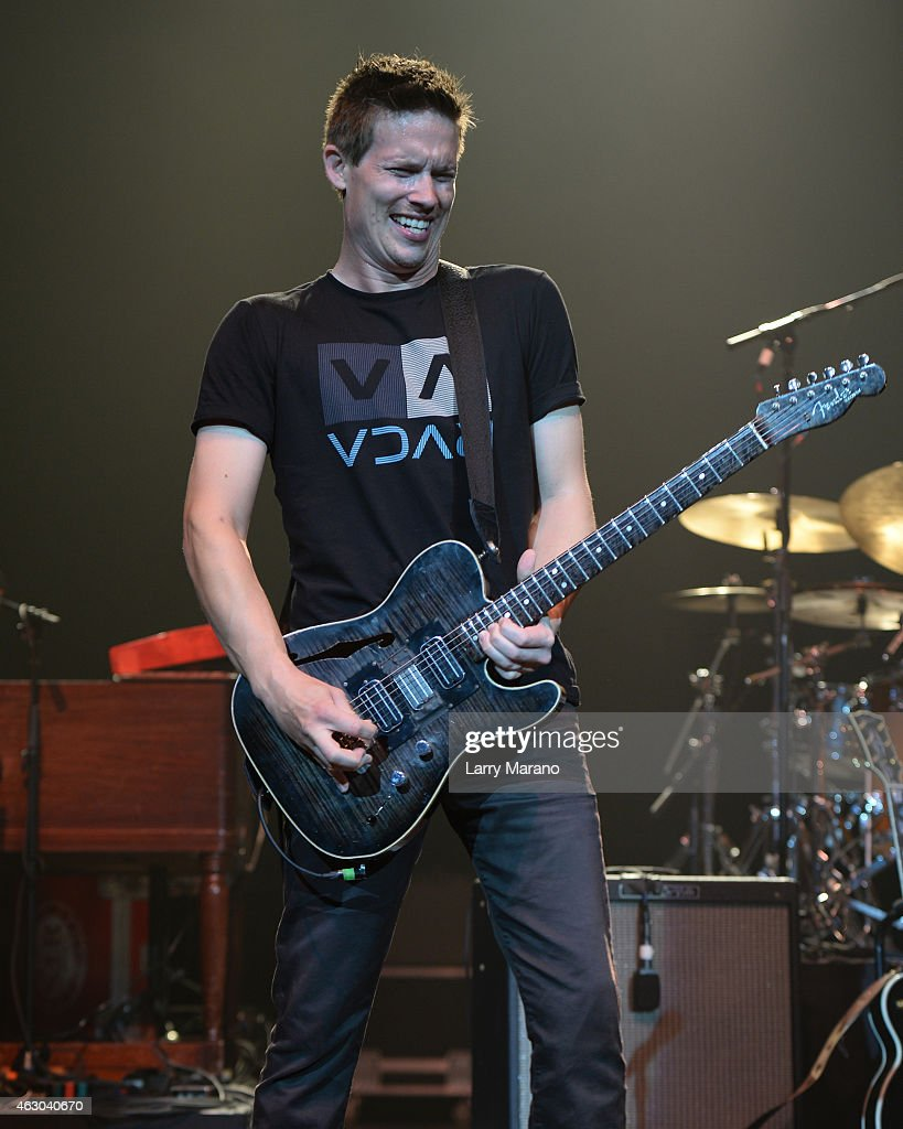 Jonny Lang performs at Hard Rock Live! in the Seminole Hard Rock Hotel & Casino on February 8, 2015 in Hollywood, Florida.
