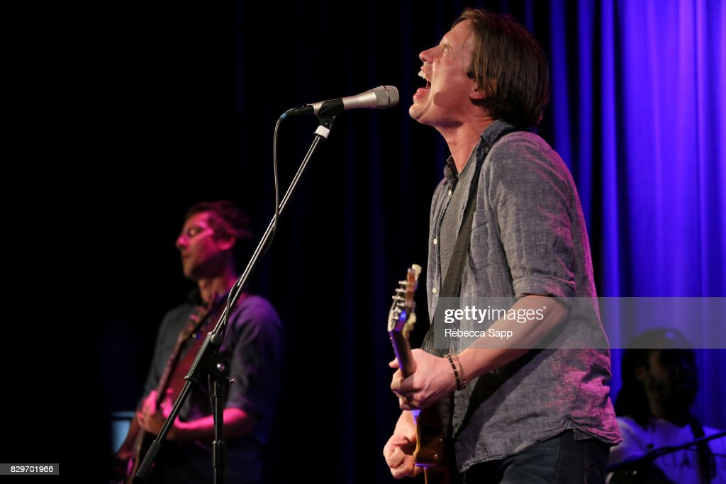 Jonny Lang at The GRAMMY Museum on August 10, 2017 in Los Angeles, California.