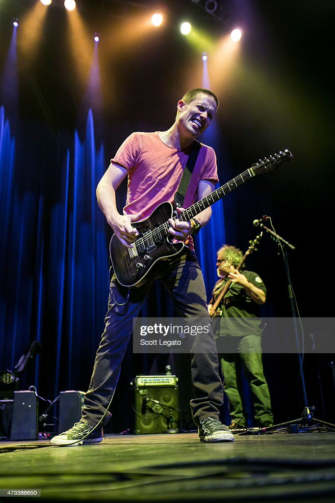 Jonny Lang performs at The Soundboard, Motor City Casino on May 14, 2015 in Detroit, Michigan.