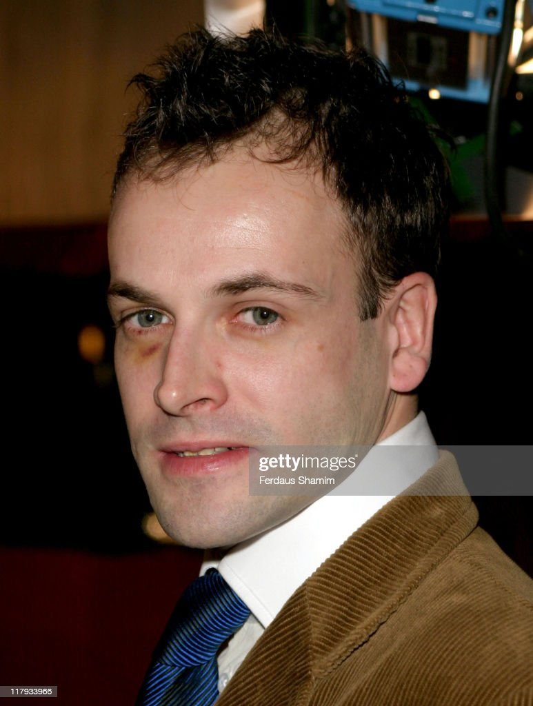 <a gi-track='captionPersonalityLinkClicked' href=/galleries/search?phrase=Jonny+Lee+Miller&family=editorial&specificpeople=633082 ng-click='$event.stopPropagation()'>Jonny Lee Miller</a> during Celebrities Join England Rugby Team For One Off Show For ITV at London Television Centre in London, Great Britain.